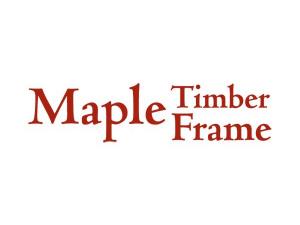 Maple Timber Frame