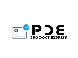 Pro Doc Express - IELTS certificates